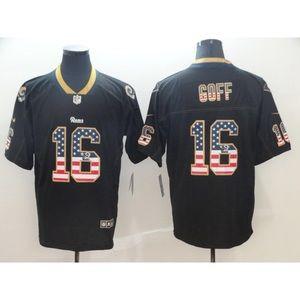 Los Angeles Rams Jared Goff Jersey
